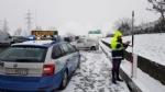 DELIRIO IN TANGENZIALE - Tir in panne e scontro tra due furgoni: caos e code chilometriche - immagine 3