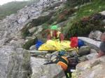 GRUGLIASCO - Escursionista cade rovinosamente per 40 metri: salvato  dal Soccorso Alpino - immagine 3