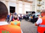 ALPIGNANO - Tanta commozione al funerale di Ornella Bellagarda, morta durante unimmersione - immagine 3