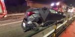 CASELLE - Ennesimo incidente stradale lungo la provinciale: due feriti, uno grave - FOTO - immagine 3
