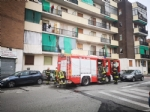 VENARIA - Tenta il suicidio e prova ad ammazzare il figlio di 14 mesi: tragedia sfiorata in un alloggio di via Amati - immagine 3
