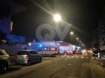 TORINO-VENARIA - Incendio in un alloggio di via Berrino: anziana intossicata, palazzina evacuata - immagine 3