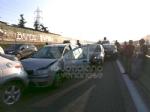 DELIRIO IN TANGENZIALE - Due incidenti e code chilometriche - immagine 3