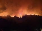 ALLARME INCENDI - Rientrano in casa le persone evacuate. Resta lemergenza a Givoletto e Cafasse - FOTO e VIDEO - immagine 3