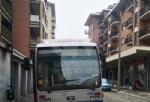 VENARIA - Autobus colpisce lauto della polizia municipale: civich rimane ferito - immagine 3
