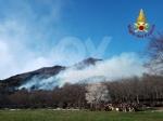 A FUOCO IL MUSINE - Pompieri ancora in azione: potrebbe essere un atto doloso - FOTO - immagine 3