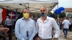 MATTEO SALVINI A VENARIA - «Tumminello è acqua passata: pensiamo al futuro della città» - FOTO - immagine 3