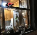COLLEGNO - Ladro maldestro tenta il furto in una casa ma sveglia i proprietari: arrestato - FOTO - immagine 3