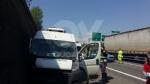 TRAGEDIA SULLA TANGENZIALE - Incidente stradale: muore un uomo di 56 anni - FOTO - immagine 3