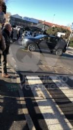 VENARIA - Ennesimo incidente allincrocio tra via Juvarra e via Palestro - immagine 3