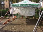 VENARIA - Artigiani volontari realizzano il presidio sanitario di sanificazione per la Croce Verde - immagine 3