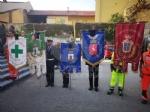 RIVOLI - Laddio a Massimiliano Pirrazzo: una folla commossa in chiesa per lultimo saluto - FOTO - immagine 11