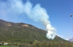 CASELETTE-VAL DELLA TORRE - Un vasto incendio distrugge i boschi del Musinè - FOTO - immagine 3
