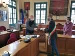 VENARIA - Il pediatra Giovanni Costa va in pensione: premiato dal sindaco Giulivi - FOTO - immagine 3