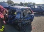 BORGARO - MAXI INCIDENTE IN TANGENZIALE: cinque auto coinvolte, un ferito portato in ospedale - immagine 3