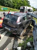 BORGARO - Terribile incidente in autostrada: due giovani borgaresi feriti in modo grave - immagine 3