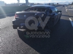 VENARIA - Incidente in tangenziale: due auto coinvolte e cinque feriti - immagine 3