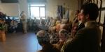 GIVOLETTO - In sala consiliare la commemorazione di Angelo Agazzani - FOTO - immagine 3