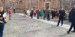 VENARIA-BORGARO - Nella chiesa di SantUberto si è sposata Cristina Chiabotto - immagine 3