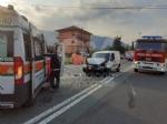 TRAGEDIA SULLA DIRETTISSIMA - Scontro tra due auto davanti alla Tamoil: morto un uomo di Fiano - FOTO - immagine 3