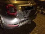RIVOLI - Scontro in tangenziale: tre auto coinvolte e tre feriti - immagine 3