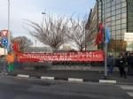 VENARIA - I lavoratori della Schneider in sciopero: 18 dipendenti in esubero - immagine 3