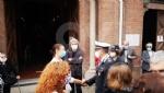 VENARIA - Tanti amici nella chiesa di Altessano per «lultima tappa» di Giuseppe Cainero - immagine 3