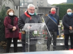 DRUENTO - Il nuovo monumento ai Caduti Partigiani è realtà: inaugurato stamane - FOTO - immagine 3