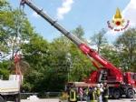 VENARIA - Camion perde il carico di sale di sodio: traffico in tilt nelle vie Stefanat e Cavallo - immagine 6