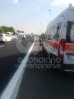 RIVOLI - Moto e auto si scontrano: due centauri finiscono in ospedale - immagine 3