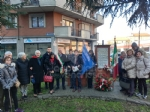 COLLEGNO - Commemorati i partigiani al cippo di corso Francia - immagine 3