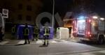 BORGARO - A fuoco due bidoni della raccolta differenziata: indagini in corso - FOTO - immagine 3