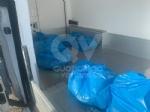 RIVOLI - 200 chili di carne, in sacchetti per limmondizia, dentro al furgone: mille euro di multa - immagine 3