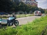 VENARIA - Entra unape nel casco e perde il controllo dello scooter: uomo finisce in ospedale - immagine 3