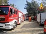 VAL DELLA TORRE - Incendio in Borgata Moschette: pompieri ancora a lavoro - immagine 3