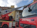 CASELLE - Brucia il tetto di una palazzina in via Cristoforo Colombo - immagine 3