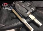 CRONACA - Furti in abitazione dopo aver rubato le chiavi lasciate nelle auto: tre arresti - immagine 3