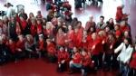 VENARIA-DRUENTO - Violenza sulle donne: flash mob e dibattiti per mantenere alta lattenzione - immagine 3