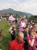 VAL DELLA TORRE - Giro dItalia: il paese organizza una grande festa con tanto di «Aperitivo in Rosa» - immagine 3