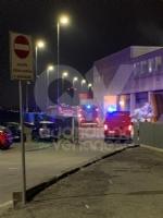 CASELLE - Principio di incendio: evacuato il Bennet FOTO - immagine 3