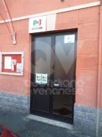 VENARIA - Natale amaro in casa Pd: vandalizzata la sede di via Palestro - immagine 3