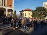 CAFASSE - Oltre 500 persone per lultimo saluto allex sindaco Giorgio Prelini. - immagine 3