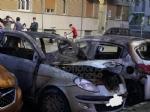 RIVOLI - Dopo mesi, le auto tornano ad essere distrutte dalle fiamme - FOTO - immagine 3