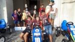 VENARIA - Va alla squadra del Polo Nord il «Mini Palio dei Borghi» - FOTO - immagine 3