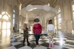 VENARIA - Nella Galleria Grande della Reggia approda la «Giostra di Nina» - FOTO - immagine 3