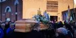 BORGARO - Più di mille persone per lestremo saluto allex sindaco Vincenzo Barrea - FOTO - immagine 25