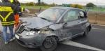 RIVOLI - Incidente allinterscambio: una persona rimasta ferita - immagine 3