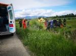 ROBASSOMERO-DRUENTO - Auto si ribalta lungo la Direttissima: due persone ferite - FOTO - immagine 3
