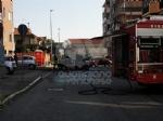 GRUGLIASCO - Auto distrutta dalle fiamme in via Tobanelli - immagine 3