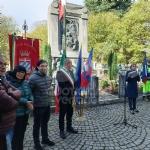 COLLEGNO - Al parco della Rimembranza le targhe ricordano la due Guerre Mondiali - immagine 3